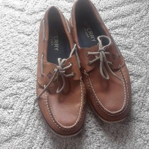 MENS LEATHER SPERRY TOP-SIDER